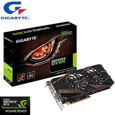 GIGABYTE 技嘉 GV-N1070WF2OC-8GD 顯示卡