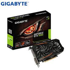 GIGABYTE技嘉 GV-N1050OC-2GD (GTX 1050 OC 2G) 顯示卡