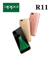 OPPO R11 4G/64G 5.5吋 雙卡雙待 指紋辨識 VOOC閃充 八核心 前後2000萬畫素鏡頭 智慧型手機