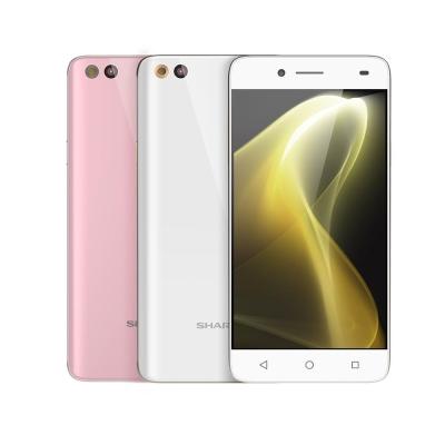 Sharp AQUOS M1 5.5吋 3G/32G 八核心美背自拍大廣角智慧型手機(粉色)純愛粉