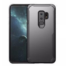 Samsung 三星 Galaxy S9 Plus Hybrid 防撞邊框透明手機殼
