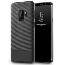 Samsung 三星 Galaxy S9 Carbon 超薄碳纖維紋理防撞手機殼