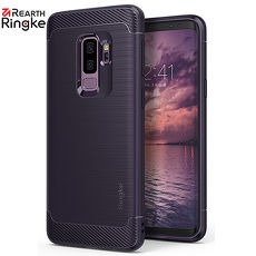 【Rearth Ringke】三星 Galaxy S9 Plus / S9+ (6.2吋) [Onyx] 防撞緩衝手機殼 - 紫