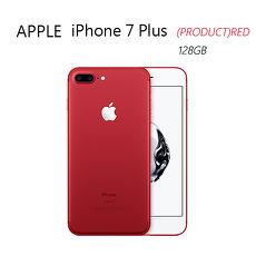 【送雙好禮】【紅色】 APPLE iPhone 7 Plus 128GB