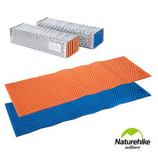 Naturehike 耐壓蛋巢型折疊防潮墊 睡墊 兩色