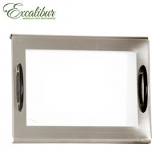 《Excalibur》伊卡莉柏乾果機不鏽鋼透明門板/九層用(SSCD)