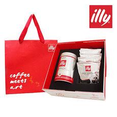 【illy】意利典藏咖啡禮盒(中焙咖啡豆+中焙掛耳五包)