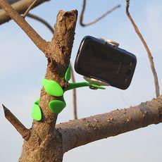 第二代【Gekkopod 壁虎爬】世界上最灵活的手机架 / 相机架