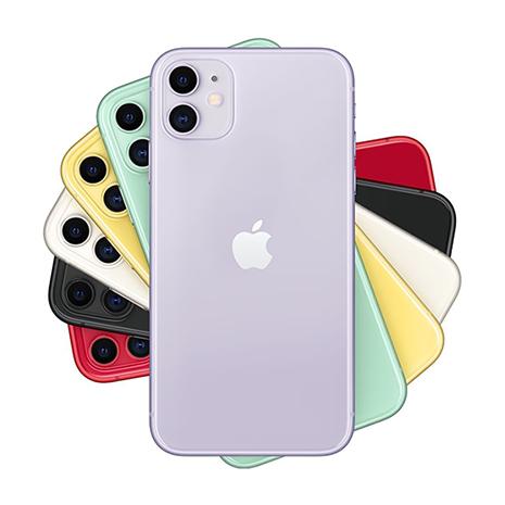 Apple iPhone 11 64G 6.1吋 智慧型手機黑色