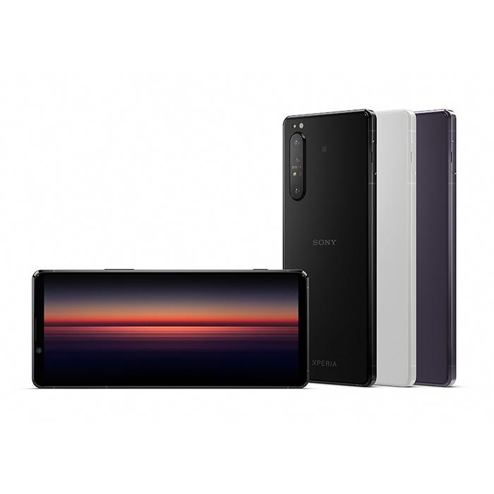 SONY Xperia 1 II (8G/256G) 6.5吋三鏡頭智慧手機耀黑