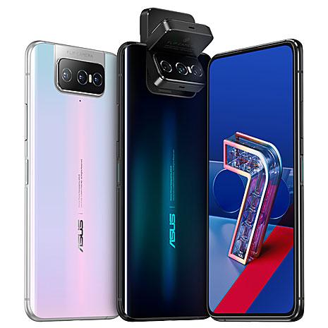 ASUS ZenFone 7 (8G/128G)(5G)6.67吋 翻轉三鏡頭 智慧型手機宇曜黑