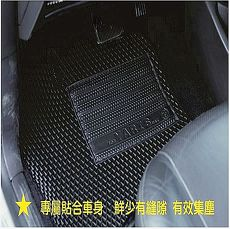 MITSUBISHI汽車集塵踏墊-專車專用