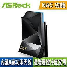 ASRock華擎 G10 AC2600 無線電競路由器 (無H2R電視棒版)