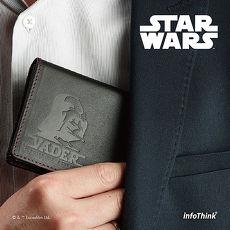 InfoThink STARWARS黑武士經典皮革名片夾USB 32GB