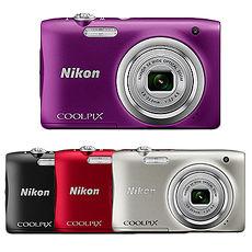 Nikon COOLPIX A100公司貨黑色