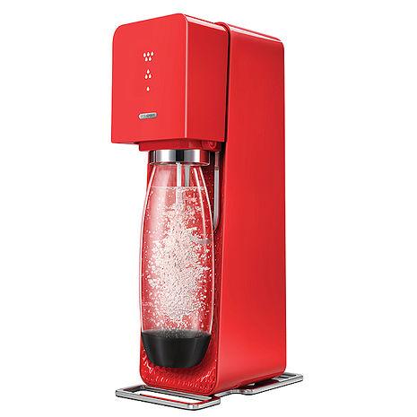 英國SodaStream Source氣泡水機(三色可選) -福利品白