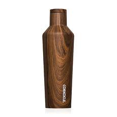 CORKCICLE 酷仕客 Wood系列三層不鏽鋼易口保溫瓶470ml(胡桃木)