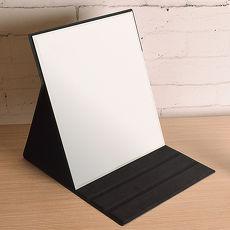 【凱堡】伊甸花園化妝鏡/摺疊鏡/桌鏡(中型17x22)【H07004】
