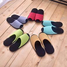 凱堡 釋壓氣墊室內鞋 拖鞋 低均壓 氣墊鞋多色【Z04020】