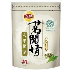 立頓茗閒情 - 玄米綠茶包(40入/包)