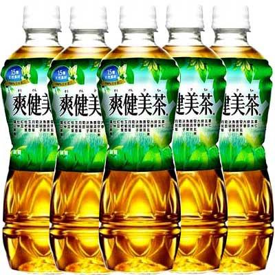 爽健美茶 (535ml x 24入)