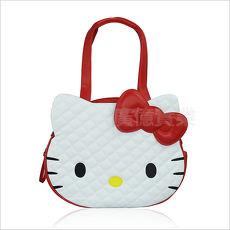 HELLO KITTY 卡翠娜寵物包KT-PG03R (熱情紅)