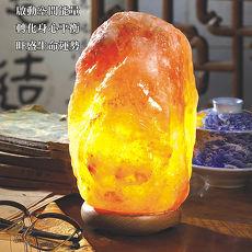 【采岩】喜馬拉雅原礦造型鹽晶燈-12kg