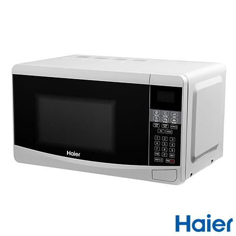 HAIER海爾 20L 微電腦微波爐 700W 白色【20PX98-LW】