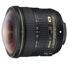 NIKON 尼康 AF-S FISHEYE NIKKOR 8-15mm F3.5-4.5E ED 鏡頭 榮泰公司貨