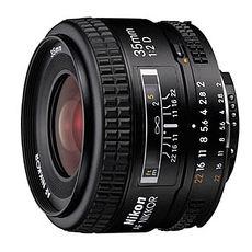 NIKON 尼康 AF Nikkor 35mm F2D 鏡頭 國祥公司貨