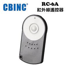 CBINC久昱RC6A RC6紅外線遙控器For CANON 7D2 7D 6D 5D 50D EOS M EOS M2 EOS M3 EOS M5 80D