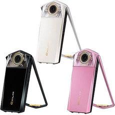 Casio 卡西歐 EX-TR80 美顏自拍神器相機 平行輸入 店家保固一年粉色