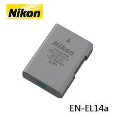 NIKON 尼康 EN-EL14A 電池 EN EL14 鋰電池 盒裝 原廠電池 D3300 D5200 D5300 P7700 P7800 適用