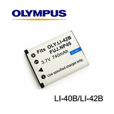 OLYMPUS LI-40B LI-42B 電池 LI40B LI42B 鋰電池 TG-320 VR-320 SP-700 適用