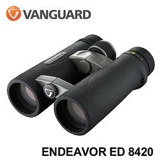 Vanguard 精嘉 ENDEAVOR 銳麗 ED-8420 觀鳥 觀景 ED 8420 望遠鏡 8x42 公司貨