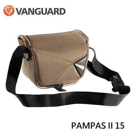 Vanguard 精嘉 PAMPAS II 15 彭巴系列 單肩 斜背 側背包 相機 攝影包紫色