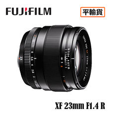 FUJIFILM 富士 XF 23mm F1.4 R 鏡頭 (黑) 平行輸入 店家保固一年