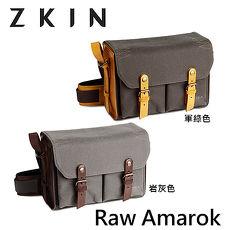 ZKIN Raw Amarok 單肩 相機包 側背包 斜背包 可容一機一鏡 (軍綠色)