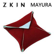 ZKIN Mayura 擦拭布 鏡頭包布 相機包布 (湖水藍)