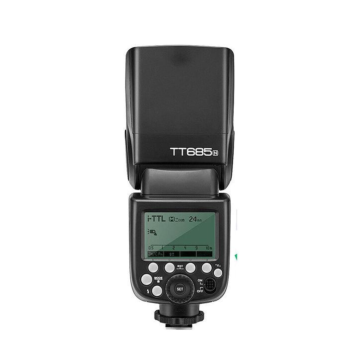神牛 TT685N 迅麗TTL機頂閃光燈 FOR NIKON 開年公司貨