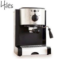 【Hiles】經典義式濃縮咖啡機(HE-310)