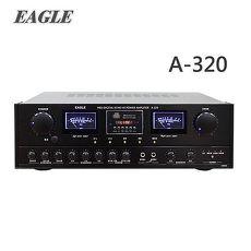 【EAGLE】專業級2CH 藍芽卡拉OK擴大機(A-320)