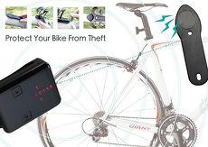 【Ardi】自行車無線雙向警報追蹤機(705A)送Ardi手機藍芽多功能遙控器(市價$690)