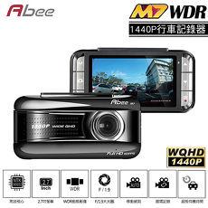 【快譯通 Abee】 M7 2K解析度 1440P高畫質行車紀錄器/加碼送16G記憶卡