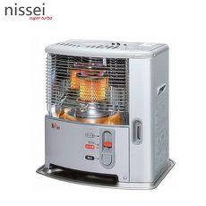 日本Nissei 煤油暖爐NC-S246RD送【日本TESCOM】大風量 速乾 負離子吹風機TID960TW