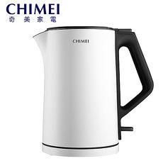 CHIMEI 奇美   1.5公升三層防燙不鏽鋼快煮壺 KT-15MD00