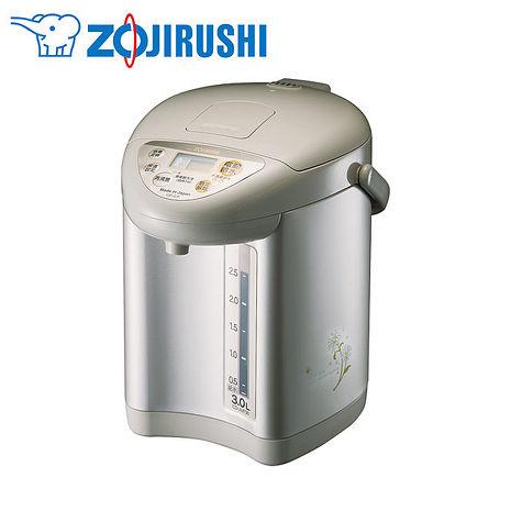 1911APP 【ZOJIRUSHI 象印】3公升微電腦電動給水熱水瓶CD-JUF30