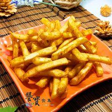 香味可口美國黃金酥脆薯條3包