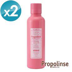 【日本Propolinse】季節限定櫻花蜂膠漱口水(600mlX2瓶)