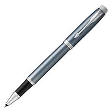 PARKER 派克 NEW IM 藍灰白夾 鋼珠筆*可免費刻字